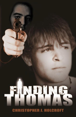 Finding Thomas by Christopher J. Holcroft